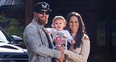 Brantley & Amber Gilbert